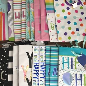 Other - Lot of 20 gift bags